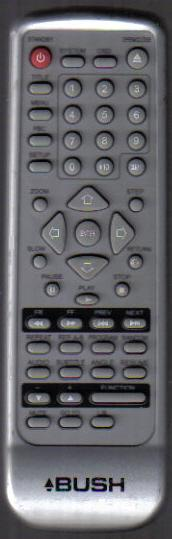 Bush Dvd Remote